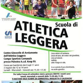 II Festa dell'Atletica Leggera